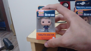 Chaveiro Funko Doctor Who 12º