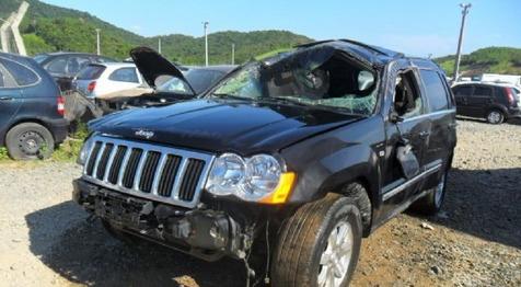 Sucata Peças Jeep Grand Cherokee Limited 09 6cc