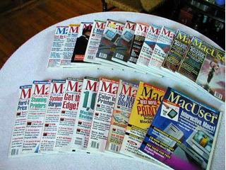 Macuser - Macworld Revistas De Coleccion