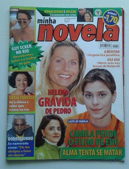 Minha Novela 54 2000 Laços De Família Guy Ecker A Usurpadora