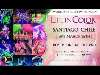 Vendo 2 Entradas Life In Color