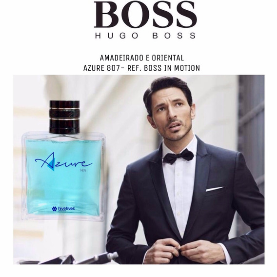 Boss In Motion - Hugo Boss - Essência De Perfume Importado