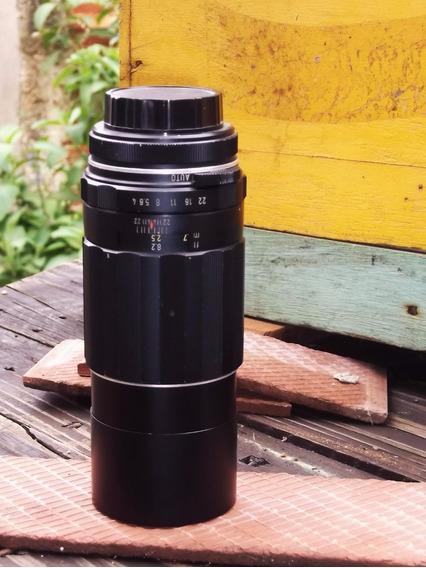 Pentax Takumar F 200mm F4 - Rosca M42 - Ótimo Estado