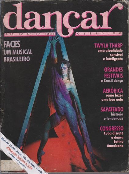 Revista Dançar - Ano 4 - Nº 17 - 1986