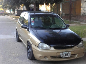 Chevrolet Corsa 98 Gnc/nafta (aire, Falta Carga)