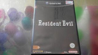 Juego De Gamecube Original(pal),resident Evil.