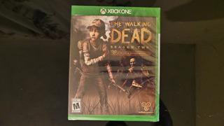 The Walking Dead Season Two Xbox One Nuevo Sellado
