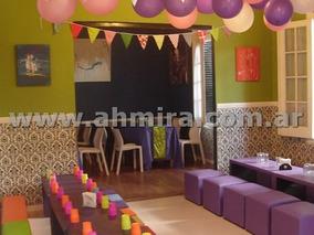 Ah Mira Salon De Fiestas Infantiles Y Eventos. Colegiales