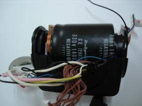 Capacitor Com Base Completa,fios,sensor Flash Canon 580exii