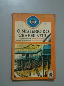 Livro O Mistério Do Chapéu Azul - Gertrude Chandler Warner
