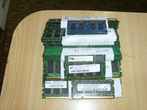 Memoria Ddr-400 Para Pc 256mb
