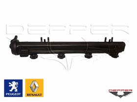 Flauta Combustivel Peugeot 206 Renault Clio 1.0 16v Cb218