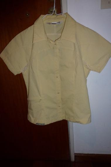 Camisa Montagne De Mujer