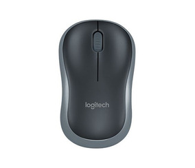 Mouse Wireless Mouse M185 Logitech Azul / Preto / Vermelh...