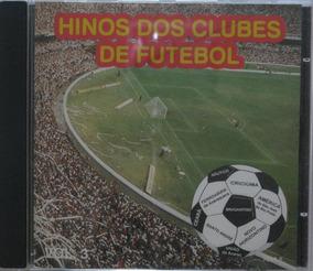 Hino Dos Clubes De Futebol Cd Hino Dos Clubes De Futebol