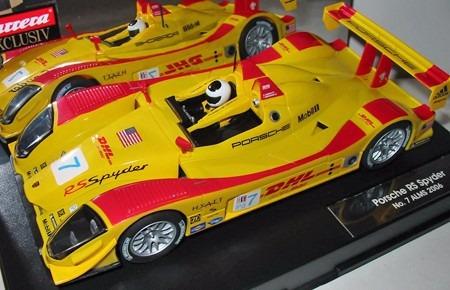 Porsche Rs Spyder.pistas Carrera/scalextric Digital 1/32.
