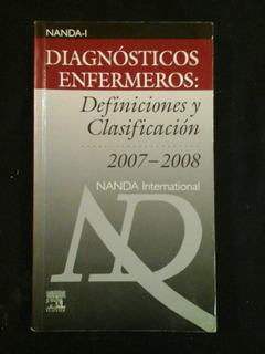 Diagnosticos Enfermeros Guia Y Clasificacion 2007-2008