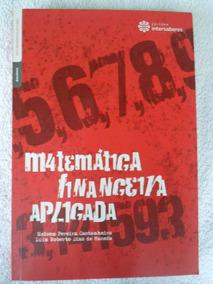 Matematica Financeira Aplicada Usado Promoção Só 14,99