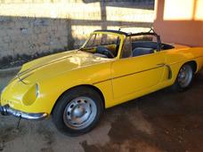 Willys Interlagos 66 Conversível Para Restauro Documentado