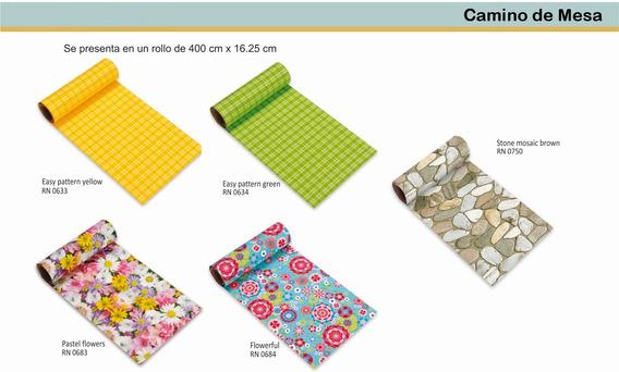Camino De Mesa Papel Tissue Decoupage Table Runner