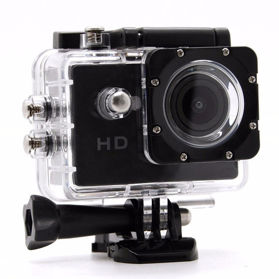 Mini Câmera Filmadora 1080p Case Aprov D