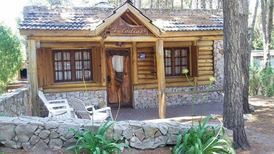 Hermosa Casa Tipo Cabaña A 400 Mts Del Mar Disponible Febrer