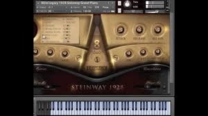 8dio 1928 Legacy Steinway Piano Vsti