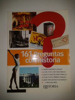 Revista 161 Preguntas Con Historia