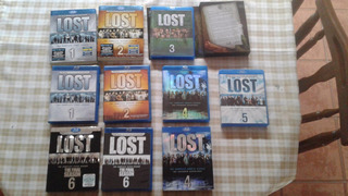Lost La Serie Completa Temporadas 1 A 6 Bluray Europeos