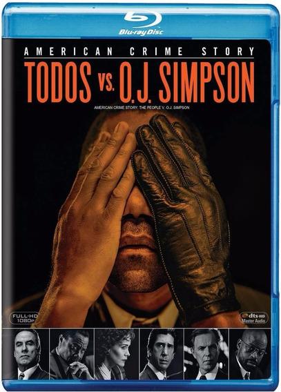 American Crime Story Temporada 1 Todos Vs Oj Simpson Blu-ray