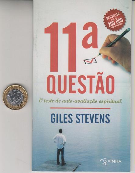 19 - 11a Questão Giles Stevens 46 Páginas R$ 15,00