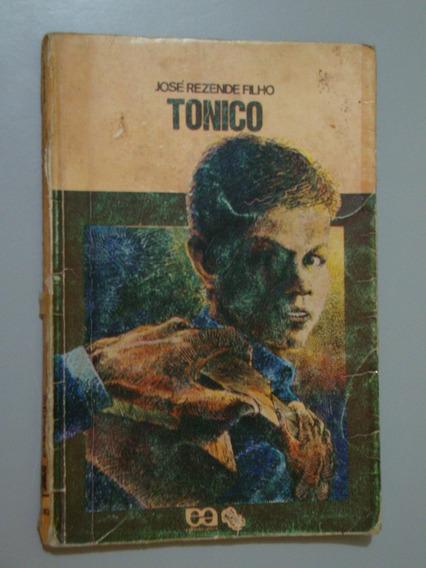 Livro Tonico - José Rezende Filho