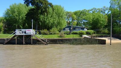 Canal Del Este Fraccion Con Casa