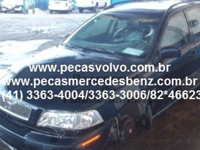 Volvo S40 Sucata/peças/motor/cambio