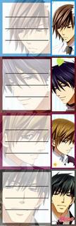 Etiquetas De Colegio De Anime De Junjo Romantica Yaoi