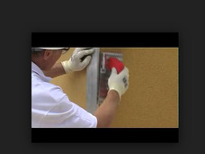 Material Monocapa A Color Proyectados Con Máquinas O A Mano