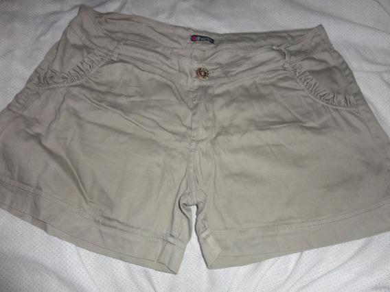 Shorts Sarja Feminino