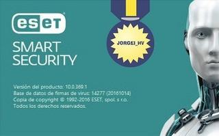 Eset Smart Security 11 - 2 Computadoras 1 Año Ud. Lo Activa
