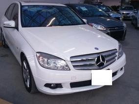Mercedes Benz Clase C 4p C 200 Cgi Exclusive Aut