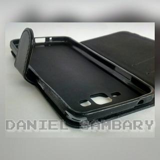 Capa Carteira + Pelicula Vidro Galaxy Gran Prime G530 Case
