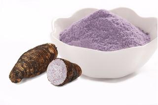 Saborizante Taro Para Helado De Yogurt O Frappe