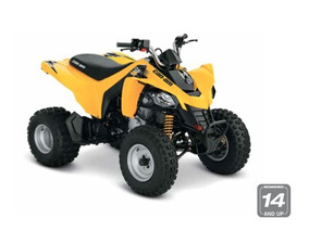 Atv/cuatriciclo - Ds 250 - Can Am / O Km Oferta Contado