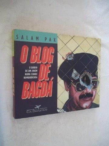 Salam Plax - O Blog De Bagdá - Literatura Estrangeira