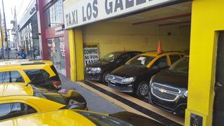 Licencia Taxi + Reloj De Taxi + Pintura Techo-los Gallegos-