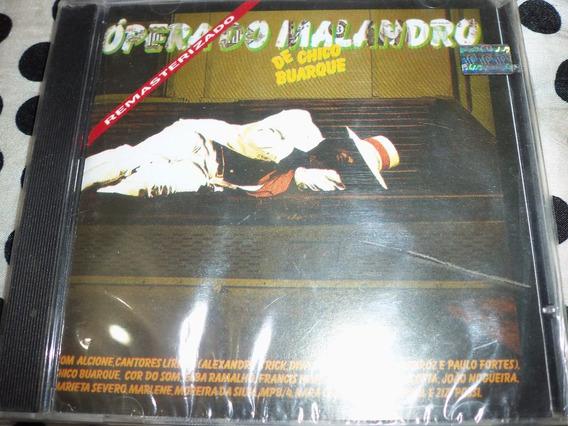 Cd Opera Do Malandro De Chico Buarque 1993