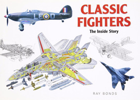 Livro - Classic Fighters The Inside Story - Ray Bonds
