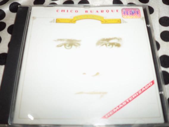 Cd Almanaque De Chico Buarque 1981 Ed. 1993