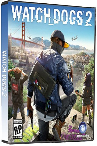 Watch Dogs 2 Gold Edition + Hd Textures Pc Dvd Frete 8 Reais