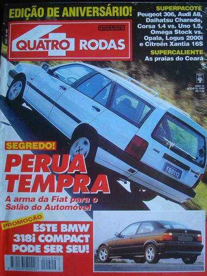 4 Rodas No. 409 Agosto De 1994