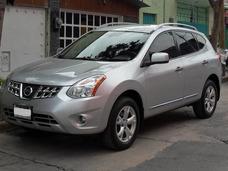 Nissan Rogue Sl Piel 2011 Factura De Agencia Todo Pagado